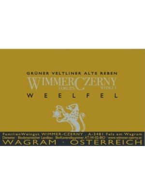 Wine WIMMER-CZERNY GRUNER VELTLINER 'ALTE REBEN' WEELFEL 2013