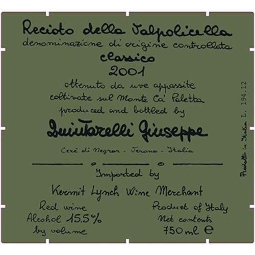 Wine GIUSEPPE QUINTARELLI RECIOTO DELLA VALPOLICELLA CLASSICO 1997