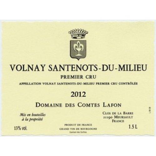 Wine COMTES LAFON VOLNAY-SANTENOTS DU MILIEU 1ER CRU 2013