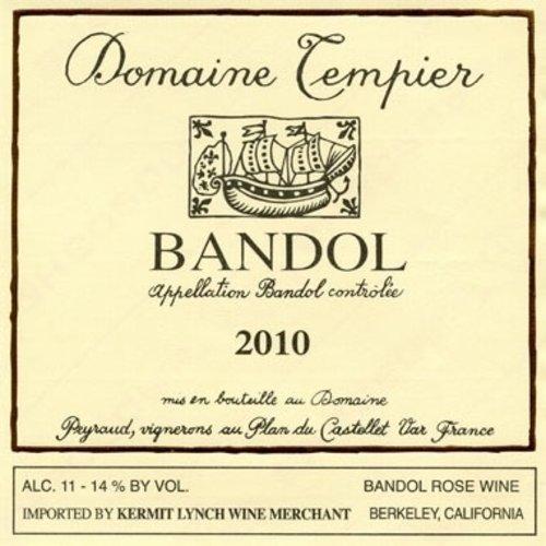 Wine DOMAINE TEMPIER BANDOL 2015