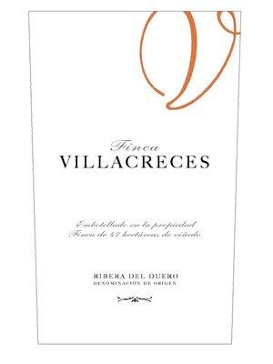 Wine FINCA VILLACRECES 2012