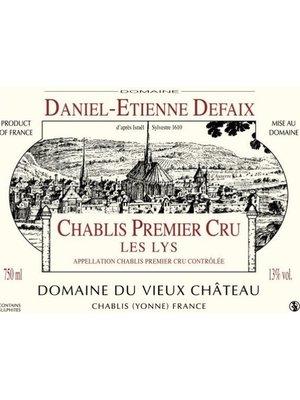 Wine DANIEL-ETIENNE DEFAIX CHABLIS 1ER CRU LES LYS 2003