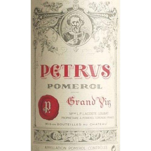 Wine CH PETRUS 1970
