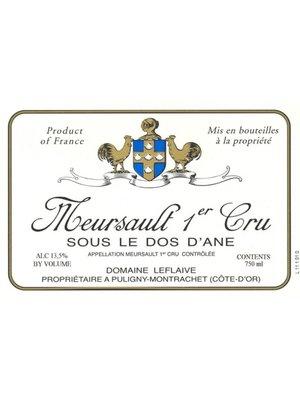 Wine DOMAINE LEFLAIVE MEURSAULT 'SOUS LE DOS D'ANE' 1ER CRU 2011