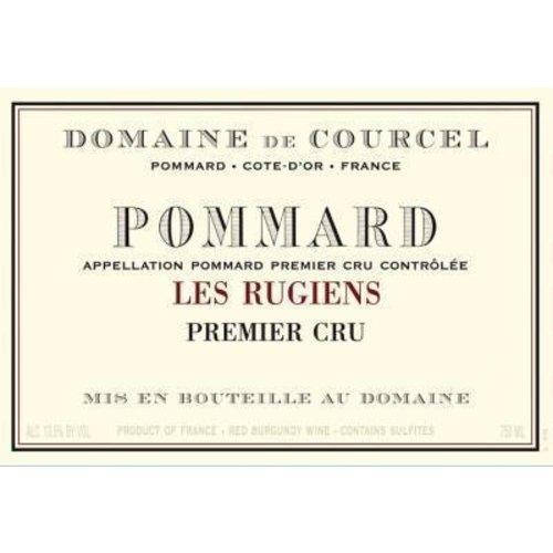 Wine DOMAINE DE COURCEL POMMARD 'LES RUGIENS' 1ER CRU 2010