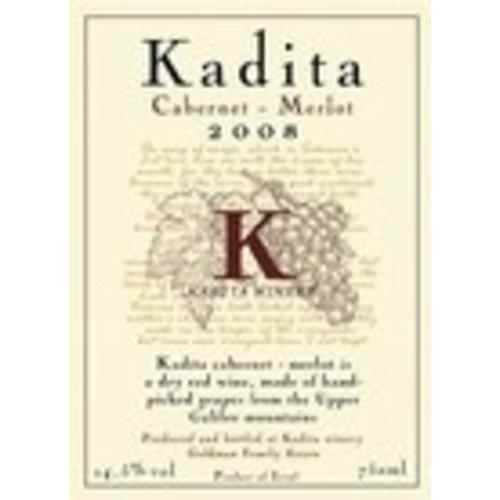 Wine KADITA CABERNET SAUVIGNON - MERLOT 2008 (NON-KOSHER)