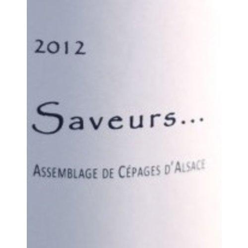 Wine BINNER 'LES SAVEURS' ALSACE 2012