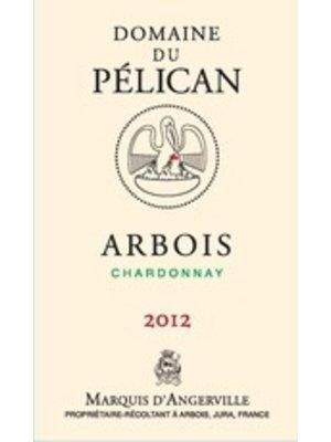 Wine DOMAINE DU PELICAN ARBOIS CHARDONNAY 2015