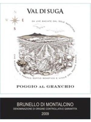 Wine VAL DI SUGA POGGIO AL GRANCHIO BRUNELLO DI MONTALCINO 2010