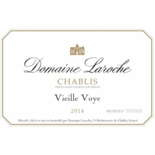 Wine DOMAINE LAROCHE CHABLIS VIELLE VOYE 2014