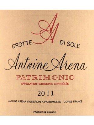 Wine ANTOINE ARENA 'GROTTE DI SOLE' BLANC 2011