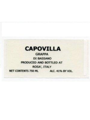 Spirits CAPOVILLA GRAPPA DI BASSANO