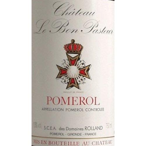 Wine CH LE BON PASTEUR 2009