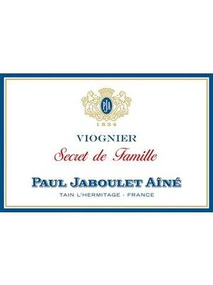 Wine PAUL JABOULET VIOGNIER 'SECRET DE FAMILLE' 2017