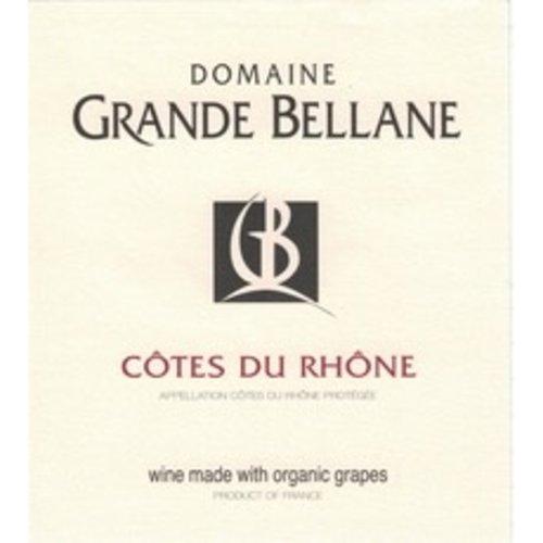 Wine DOMAINE GRANDE BELLANE COTES DU RHONE ROUGE 2016