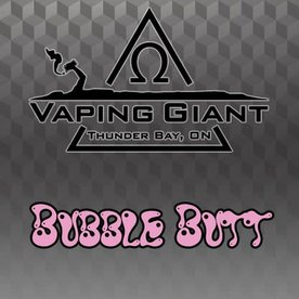 Vaping Giant Vaping Giant - Bubble Butt (60ml)