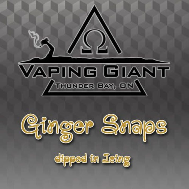 Vaping Giant Vaping Giant - Ginger Snaps (60ml)