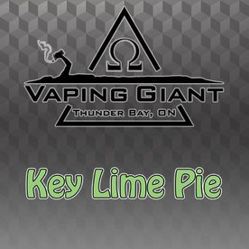 Vaping Giant Vaping Giant - Key Lime Pie (60ml)
