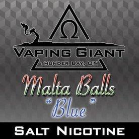 Vaping Giant Vaping Giant - Malta Balls: Blue [Salt Nicotine] (60ml)