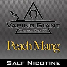 Vaping Giant Vaping Giant - Peach Mang [Salt Nicotine] (60ml)