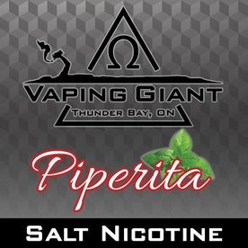 Vaping Giant Vaping Giant - Piperita [Salt Nicotine] (60ml)
