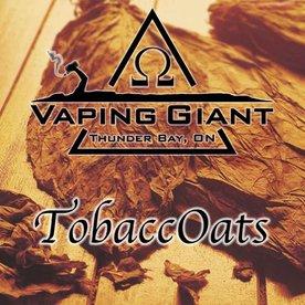 Vaping Giant Vaping Giant - TobaccOats (60ml)