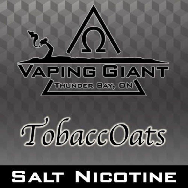 Vaping Giant Vaping Giant - TobaccOats [Salt Nicotine] (30ml)
