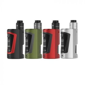 GeekVape GeekVape – GBOX 200W Squonker Kit with Radar RDA (Batteries Sold Separately)