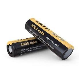 iJoy - 20700 40A 3000mAh Flat Top Battery