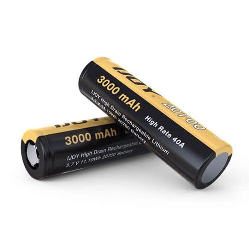 iJoy - 20700 40A 3000mAh Flat Top Battery