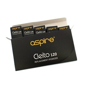 Aspire Aspire – Cleito 120 Replacement Coils (5 Pack)
