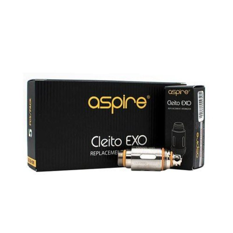 Aspire Aspire – Cleito EXO 0.16Ω Replacement Coils (5 Pack)
