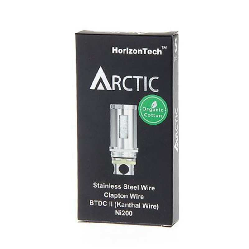 HorizonTech - Arctic BTDC II Replacement Coils (5 Pack)