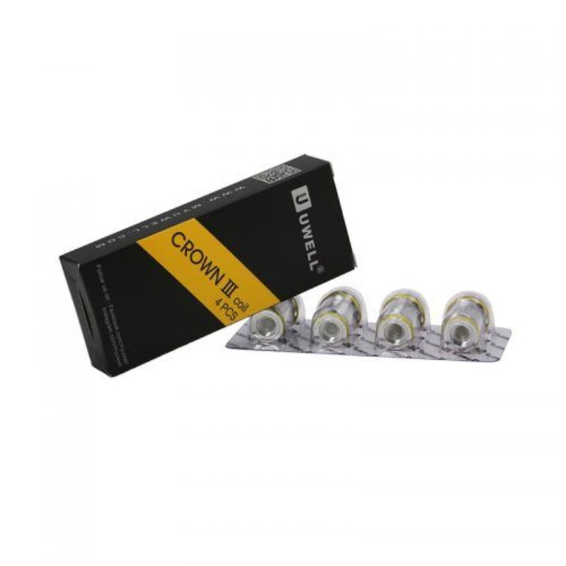 Uwell - Crown 3 III Replacement Coils (4 Pack)