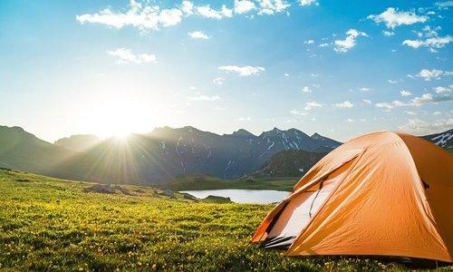 Camp & Hike