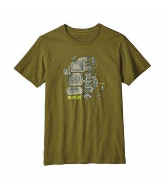 Patagonia M's Unplug Organic T-Shirt