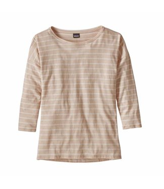 Patagonia W's Shallow Seas 3/4 Sleeved Top