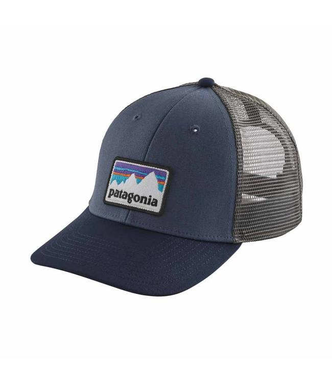 Patagonia Shop Sticker LoPro Hat - Quest Outdoors a79747dbf2bb
