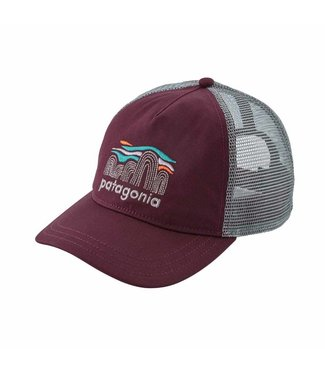 Patagonia W's Fitz Roy Boulders Layback Trucker Hat