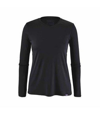 Patagonia W's Cap Daily Long Sleeve T-Shirt