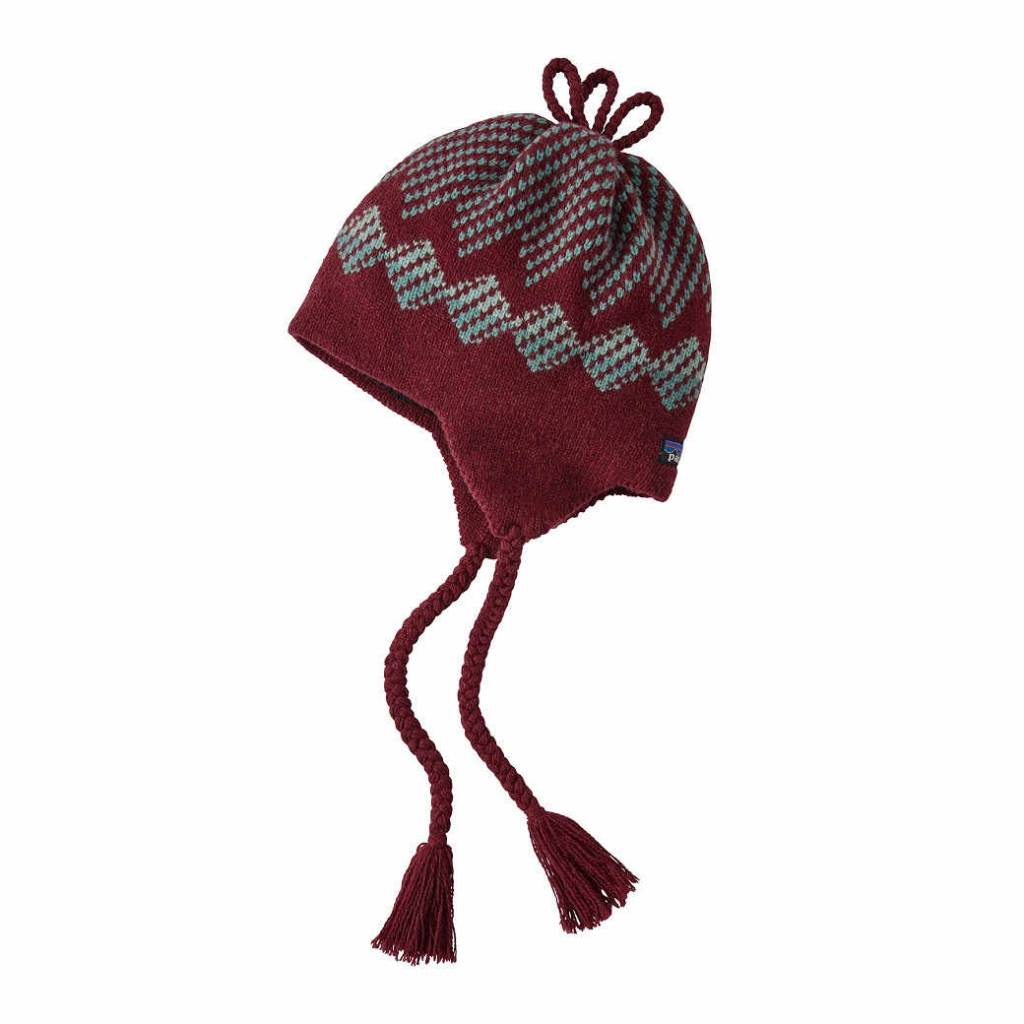 Crochet Hat With Ear Flaps And Braids Free Pattern