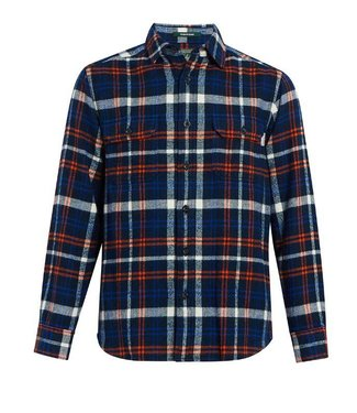 Woolrich M's Oxbow Bend Plaid Flannel