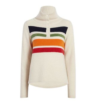 Woolrich W's Woolrich Snap T Sweater