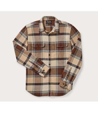 Filson M's Vintage Flannel Work Shirt