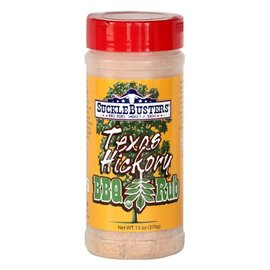 SuckleBusters Spicy Texas Hickory BBQ Rub 13 oz