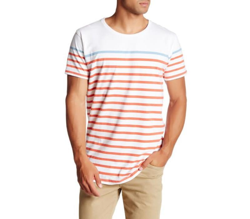 Yd striped tee S/S Style: 30-48006