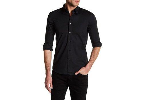 Junk de Luxe Stretch poplin shirt L/S Style: 60-20112