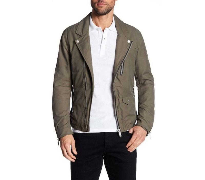 Cotton biker jacket Style: 60-35207