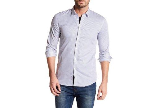 Junk de Luxe Bold stripe L/S dress shirt Style: 60-20238