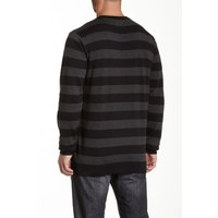 Striped o-neck knit Style: 2-80082